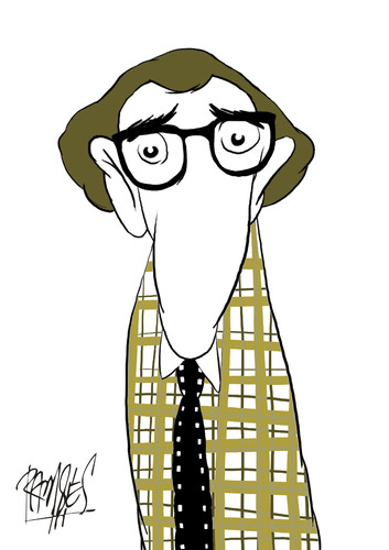 Cartoon: Woody (medium) by Ramses tagged personal,caricature
