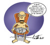 Cartoon: A 40 anni (small) by ignant tagged cartoon,humor