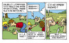 Cartoon: I vegani (small) by ignant tagged vegani,cartoon,comic,strip