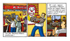 Cartoon: Mc Tricheco menu (small) by ignant tagged mc,donald,cartoon,comic,strip