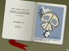 Cartoon: The Great Book of Civilization 2 (small) by Tjeerd Royaards tagged civilization conflict peace