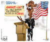 Cartoon: Obama Allies (small) by Lacosteenz tagged obama