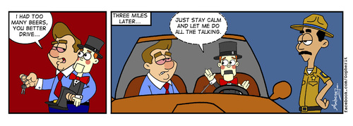 Cartoon: Dummy (medium) by Gopher-It Comics tagged gopherit,ambrose,ventriloquist,dummy