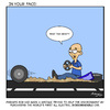 Cartoon: Biodegradable (small) by Gopher-It Comics tagged gopherit,ambrose