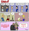 Cartoon: Destiny (small) by Gopher-It Comics tagged gopherit,ambrose,hitched,married,couples