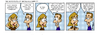 Cartoon: Headache (small) by Gopher-It Comics tagged gopherit,ambrose,hitched