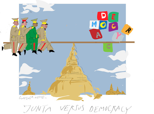 Junta and Democracy