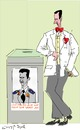 Cartoon: Bashar al Assad (small) by gungor tagged syria