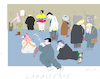 Cartoon: Caballeros (small) by gungor tagged pandemic