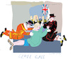 Cartoon: Close call (small) by gungor tagged uk
