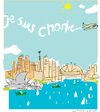 Cartoon: Sydney est Charlie (small) by gungor tagged france