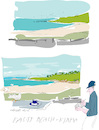 Cartoon: Kiama 4 (small) by gungor tagged australia