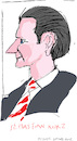 Cartoon: Sebastian Kurz 5 (small) by gungor tagged austria