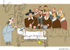 Cartoon: Surgery (small) by gungor tagged hospital