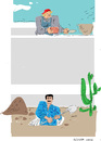 Cartoon: the wall (small) by gungor tagged usa