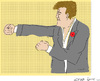 Cartoon: Top Gear (small) by gungor tagged uk