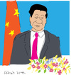 Cartoon: Xi Jinping (small) by gungor tagged china