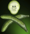 Cartoon: Mors cucumis (small) by Summa summa tagged danse,macabre,ehec
