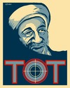 Cartoon: Tot ! (small) by ESchröder tagged bin,laden,terror,usa,nineeleven,ground,siro,pakistan,al,kaida