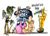 Cartoon: Charlie Hebdo-machismo (small) by Dragan tagged charlie,hebdo,catherine,deneuve,cannes,machismo,cartoon