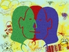 Cartoon: faces (small) by johnxag tagged johnxag,faces,people,human