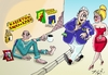 Cartoon: Greece after Memorandum 3 (small) by johnxag tagged johnxag,greece,after,memorandum