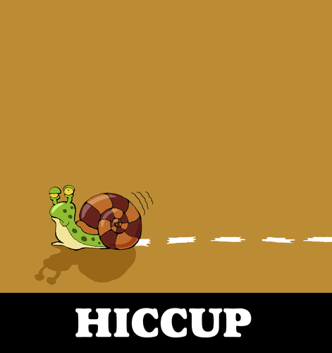 Cartoon: Hiccup... (medium) by berk-olgun tagged hiccup