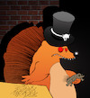 Cartoon: Anti Voodoo... (small) by berk-olgun tagged hedgehog