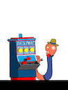 Cartoon: Apple Worm... (small) by berk-olgun tagged apple,worm