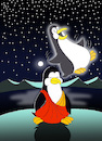 Cartoon: Astral Travel... (small) by berk-olgun tagged astral,travel
