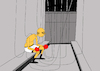 Cartoon: Backstage... (small) by berk-olgun tagged backstage
