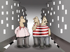 Cartoon: Chit chat.. (small) by berk-olgun tagged chit,chat