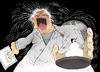 Cartoon: Crazy Professor... (small) by berk-olgun tagged crazy,professor