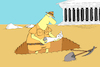 Cartoon: Discovery... (small) by berk-olgun tagged discovery