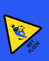 Cartoon: Endless Wet Floor... (small) by berk-olgun tagged endless,wet,floor