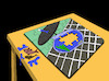 Cartoon: Escape... (small) by berk-olgun tagged escape