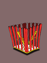 Cartoon: French Fries... (small) by berk-olgun tagged french,fries