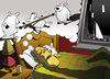 Cartoon: Limbo... (small) by berk-olgun tagged limbo