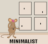Cartoon: Minimalist... (small) by berk-olgun tagged minimalist