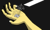 Cartoon: Palmistry... (small) by berk-olgun tagged palmistry