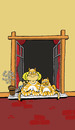 Cartoon: Pet Women... (small) by berk-olgun tagged pet,women