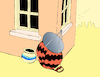 Cartoon: Siesta... (small) by berk-olgun tagged siesta