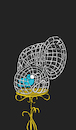 Cartoon: Sousaphone Bird Cage... (small) by berk-olgun tagged sousaphone,bird,cage