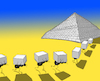 Cartoon: Sugar Pyramid... (small) by berk-olgun tagged sugar,pyramid