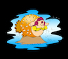 Cartoon: The Unlucky Myth... (small) by berk-olgun tagged mermaid