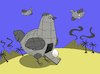 Cartoon: Which came First... (small) by berk-olgun tagged which,came,first