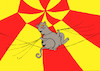 Cartoon: Whiskers... (small) by berk-olgun tagged whiskers