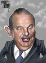 Cartoon: CARLOS SLIM II (small) by Marian Avramescu tagged mmmmmmm