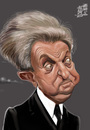 Cartoon: George Soros (small) by Marian Avramescu tagged mmmmmm