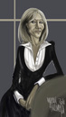 Cartoon: JK ROWLING (small) by Marian Avramescu tagged mmmmmmmmm